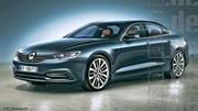 Renault Laguna 4 : et si elle ressemblait à ça ?