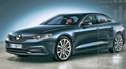 Future Renault Laguna: comme ça?