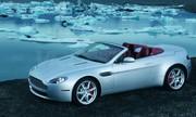 Aston Martin V8 Vantage Roadster : au pays des rêves