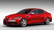 Future Alfa Romeo Giulia GTA: la BMW M3 en ligne de mire