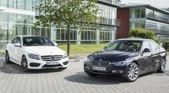 Essai : La nouvelle Mercedes Classe C 220 Bluetec face à la BMW 320d