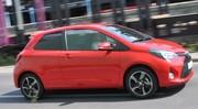 """Essai Toyota Yaris : nouveau look pour la citadine """"made in France"""""""