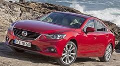 Une Mazda diesel hybride ?