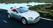 Aston Martin V8 Vantage Roadster : royale !