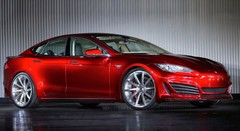 Saleen FourSixteen : drôle de Tesla Model S