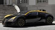 "Bugatti : une Veyron ""One of One"""
