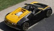 Bugatti dévoile une voiture « unique »