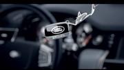 Land Rover dévoile l'habitacle de son futur modèle
