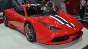 Ferrari 458 Speciale Spider : 458 exemplaires