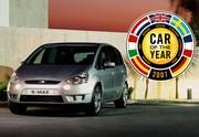 Le Ford S-Max élu « voiture de l'année 2007 » contre l'avis des internautes