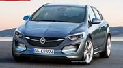 Opel Astra 2015 : L'Astra 5 trépigne d'impatience
