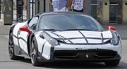 Un turbo pour la Ferrari 458 M