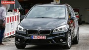 BMW Série 2 Gran Tourer : Le Gran Tourer montre son museau