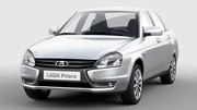 Lada Priora face-lift et boîte auto