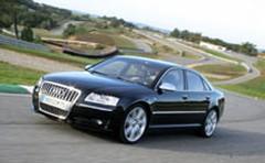 Essai Audi S8 : le Grand 8