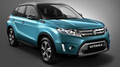 Suzuki dévoile le nouveau Vitara
