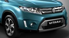 Suzuki Vitara 2015 : voici la toute première photo officielle