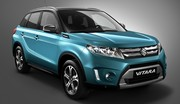 Nouveau Suzuki Vitara: 1ère photo officielle