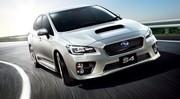 Subaru WRX S4 2014 : une STi civilisée disponible au Japon