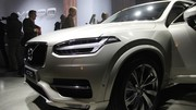 Volvo XC90 (2015) : présentation officielle en direct de Stockholm