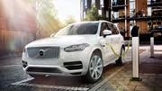 Volvo présente le nouveau XC90