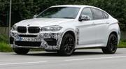 Le future BMW X6 M quasiment tout nu !
