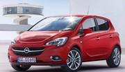 Nouvelle Opel Corsa 2014 : prix à partir de 11.990 euros