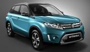 Suzuki Vitara 2014 : une nouvelle génération au Mondial de l'Automobile