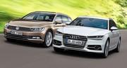 Future Audi A4 contre VW Passat : Les sœurs fâchées