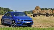 Essai Volkswagen Scirocco R restylé (2014) : Pas de R-évolution