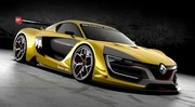 Renault R.S. 01 : DeZir de course