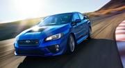 Essai Subaru WRX STI : Super glue !