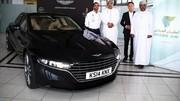 Aston Martin Lagonda : baptême de l'air