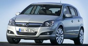Opel Astra : furtif restylage