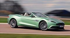 Essai Aston Martin Vanquish Volante : Retournement de situation