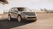 La Land Rover Discovery Sport remplace le Freelander