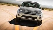 Voici le nouveau Land Rover Discovery Sport!