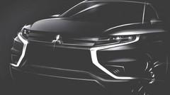 Mitsubishi Outlander PHEV : un nouveau concept-S pour le Mondial de Paris