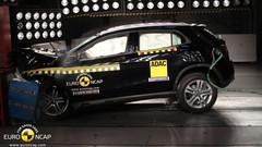 5 étoiles EuroNCAP uniquement pour la Mercedes GLA