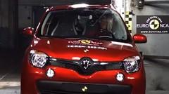 Euro Ncap : 4 étoiles pour la nouvelle Renault Twingo comme pour la Toyota Aygo