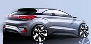 Hyundai dévoile le futur coupé i20