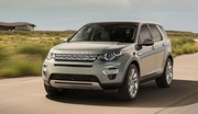 Voici le Land Rover Discovery Sport