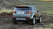 Land Rover : le Discovery Sport succède au Freelander