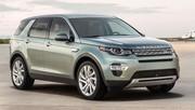 Land Rover ouvre l'ère Disco
