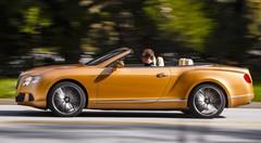 Essai Bentley Continental GT et GTC Speed, réaction d'orgueil
