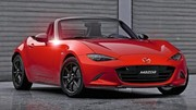 Mazda MX-5 ND : la voici !