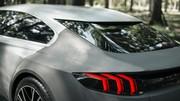 Le concept Peugeot Exalt revisité
