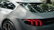 Peugeot présentera un concept de 408 GT