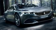 Peugeot Exalt Concept : une nouvelle édition pour le Mondial de Paris