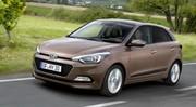 Hyundai i20 : les détails techniques et une version coupé en préparation